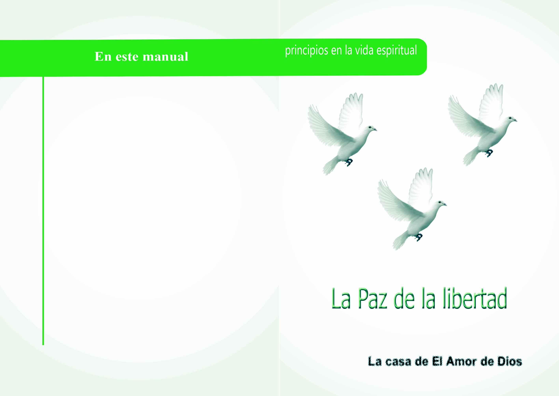 La Paz de la libertad